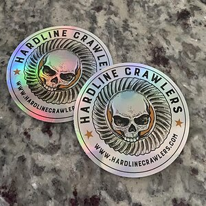 Hologram Hardline Crawlers